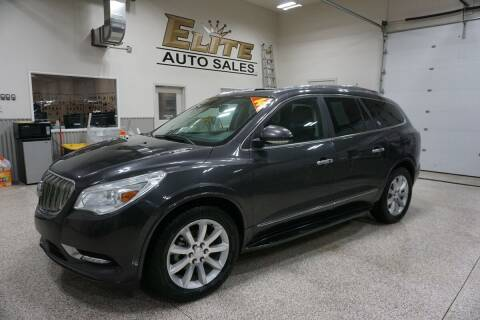 2014 Buick Enclave for sale at Elite Auto Sales in Ammon ID
