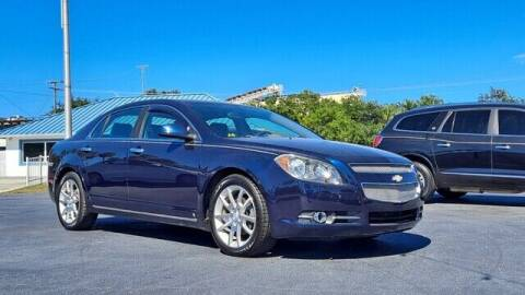 2009 Chevrolet Malibu for sale at Select Autos Inc in Fort Pierce FL