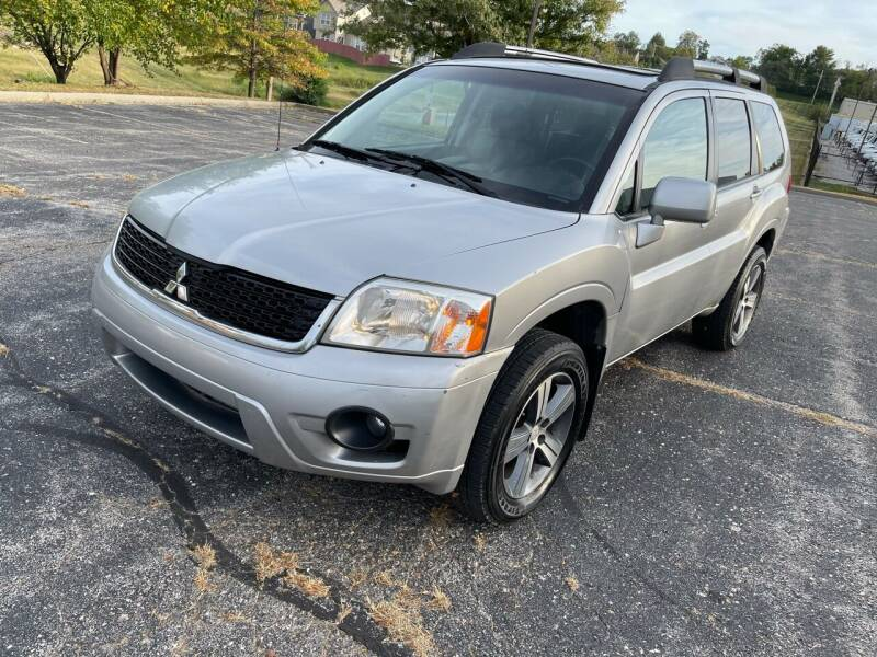 2011 Mitsubishi Endeavor for sale at Supreme Auto Gallery LLC in Kansas City MO
