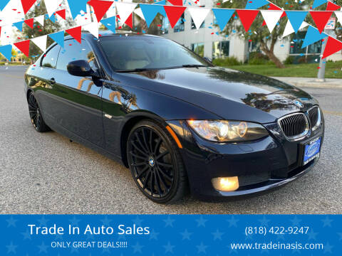 2010 BMW 3 Series for sale at Trade In Auto Sales in Van Nuys CA