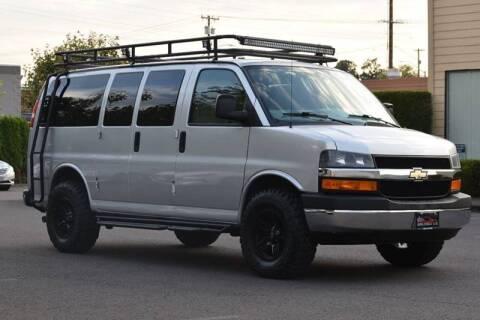 2011 Chevrolet Express Passenger for sale at Beaverton Auto Wholesale LLC in Hillsboro OR