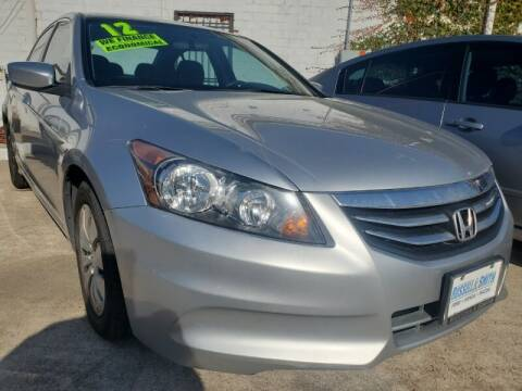 2012 Honda Accord for sale at USA Auto Brokers in Houston TX