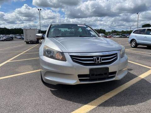 2012 Honda Accord for sale at Tony's Gas & Repair Auto Sales in Fall River MA