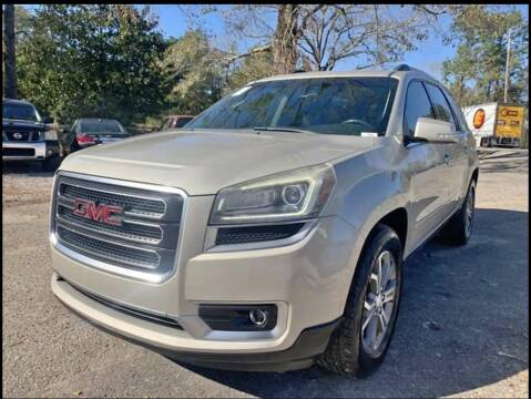 2013 GMC Acadia for sale at Triple A Wholesale llc in Eight Mile AL