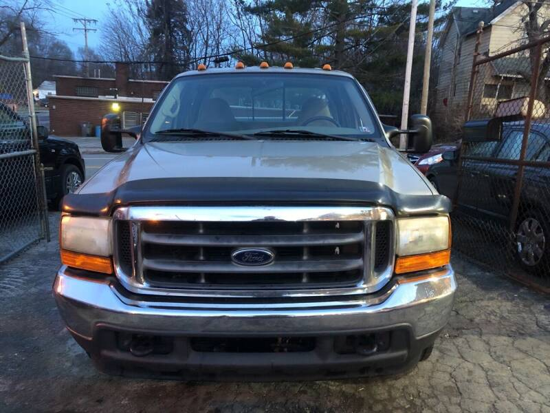 2001 Ford F-350 Super Duty for sale at Six Brothers Auto Sales in Youngstown OH