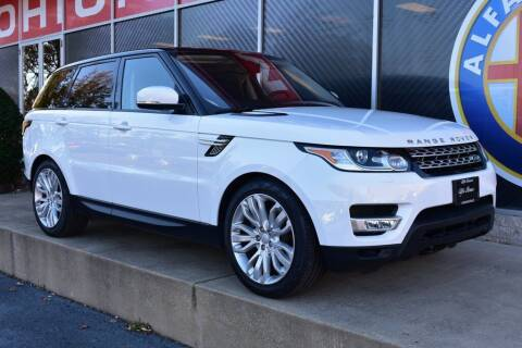 2017 Land Rover Range Rover Sport for sale at Alfa Romeo & Fiat of Strongsville in Strongsville OH