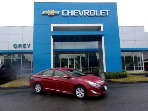 2015 Hyundai Sonata Hybrid for sale at Grey Chevrolet, Inc. in Port Orchard WA