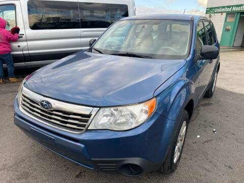 2010 Subaru Forester for sale at MFT Auction in Lodi NJ