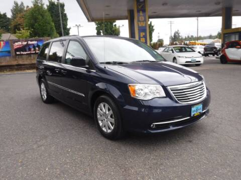 2014 Chrysler Town and Country for sale at Brooks Motor Company, Inc in Milwaukie OR