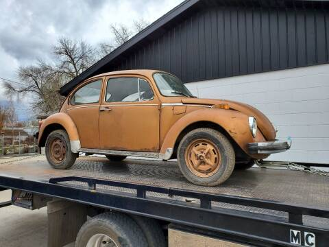 1975 Volkswagen Beetle for sale at GOOD NEWS AUTO SALES in Fargo ND