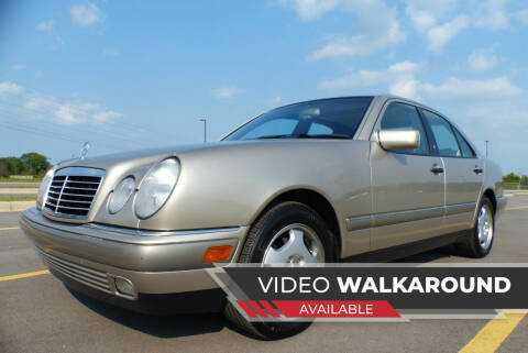 1997 Mercedes-Benz E-Class for sale at Macomb Automotive Group in New Haven MI