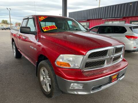 2009 Dodge Ram Pickup 1500 for sale at Top Line Auto Sales in Idaho Falls ID