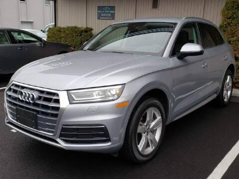 2018 Audi Q5 for sale at Halo Motors in Bellevue WA