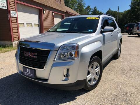 2014 GMC Terrain for sale at Hornes Auto Sales LLC in Epping NH