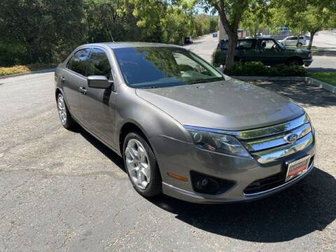 2011 Ford Fusion for sale at Guarantee Auto Group in Atascadero CA