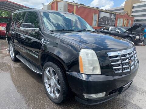 2010 Cadillac Escalade for sale at JAVY AUTO SALES in Houston TX