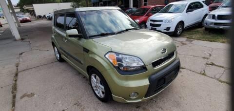 2011 Kia Soul for sale at Divine Auto Sales LLC in Omaha NE