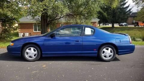 2004 Chevrolet Monte Carlo for sale at Augusta Auto Sales in Waynesboro VA