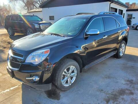 2010 Chevrolet Equinox for sale at GOOD NEWS AUTO SALES in Fargo ND