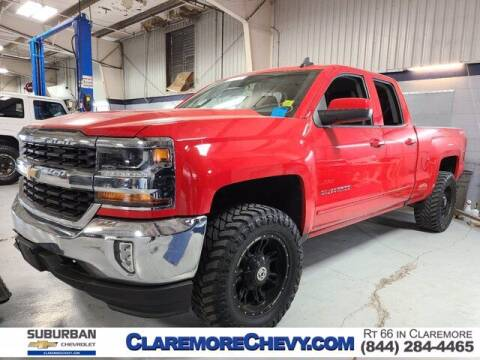 2016 Chevrolet Silverado 1500 for sale at Suburban Chevrolet in Claremore OK