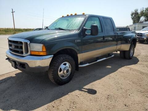 2001 Ford F-350 Super Duty for sale at HORSEPOWER AUTO BROKERS in Fort Collins CO