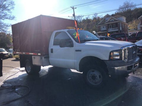 2006 Ford F-350 Super Duty for sale at Connecticut Auto Wholesalers in Torrington CT