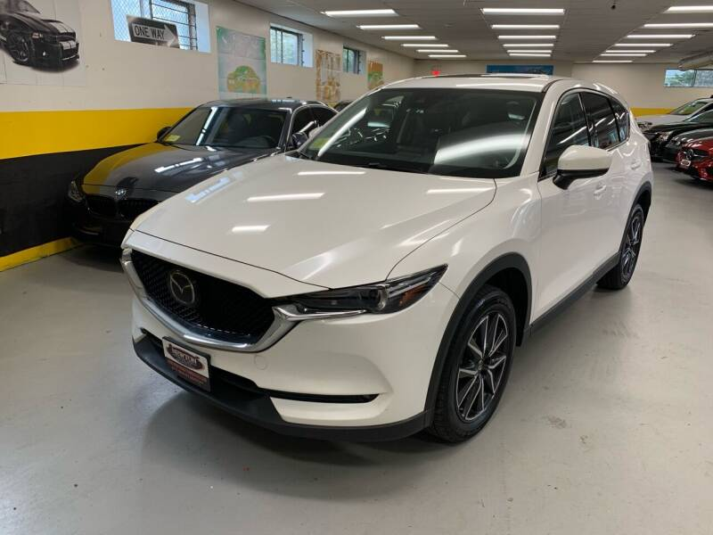 2017 Mazda CX-5 for sale at Newton Automotive and Sales in Newton MA