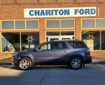 2014 GMC Acadia for sale at Chariton Ford in Chariton IA
