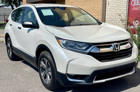 2018 Honda CR-V for sale at Auto Imports in Houston TX