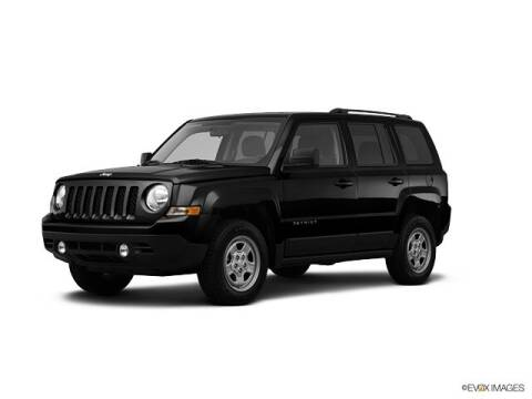 2012 Jeep Patriot for sale at Jamerson Auto Sales in Anderson IN