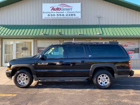2004 Chevrolet Suburban for sale at AutoSmart in Oswego IL