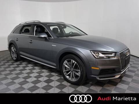 2018 Audi A4 allroad for sale at CU Carfinders in Norcross GA