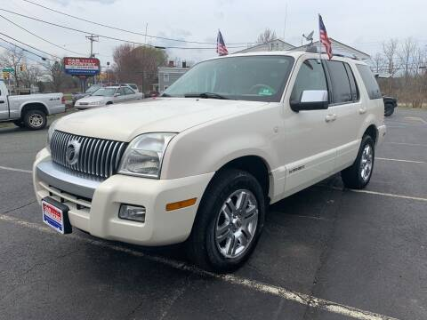 2008 Mercury Mountaineer for sale at Car Country USA in Augusta NJ