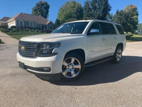 2015 Chevrolet Tahoe for sale at El Camino Auto Sales in Gainesville GA
