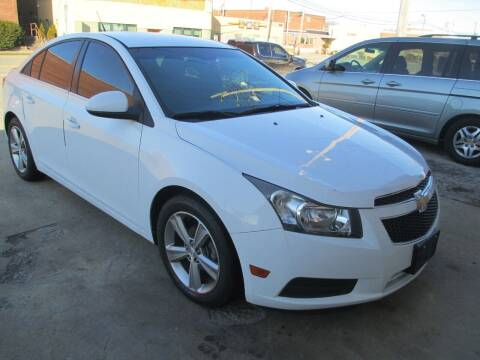 2012 Chevrolet Cruze for sale at 3A Auto Sales in Carbondale IL