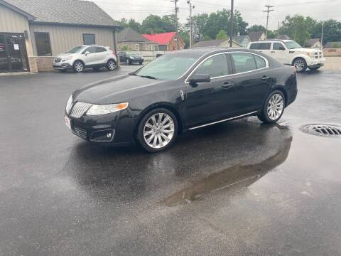 2011 Lincoln MKS for sale at Approved Automotive Group in Terre Haute IN