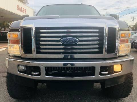2008 Ford F-250 Super Duty for sale at Trimax Auto Group in Norfolk VA