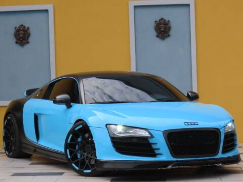 2009 Audi R8 for sale at Paradise Motor Sports LLC in Lexington KY