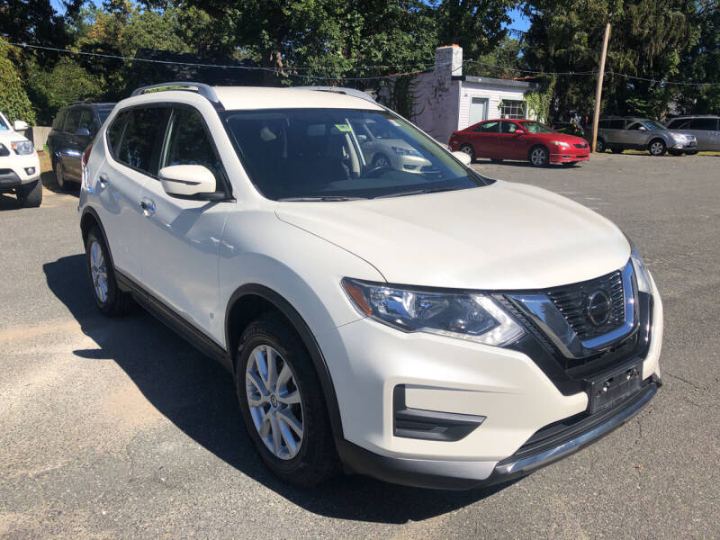 2018 Nissan Rogue for sale at Chris Auto Sales in Springfield MA