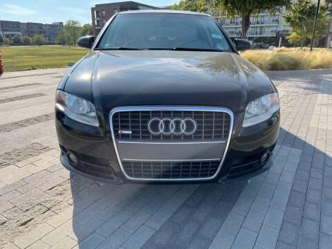 2008 Audi A4 for sale at TETCO AUTO SALES  / TETCO FUNDING in Dallas TX