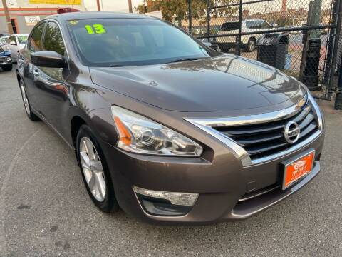 2013 Nissan Altima for sale at TOP SHELF AUTOMOTIVE in Newark NJ