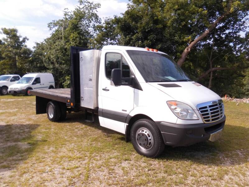 2007 Freightliner Sprinter Cab Chassis for sale at ABC AUTO LLC in Willimantic CT