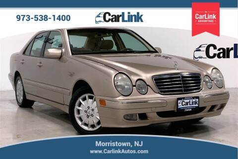 2001 Mercedes-Benz E-Class for sale at CarLink in Morristown NJ