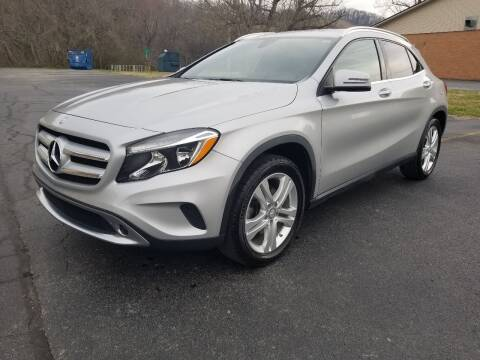 2016 Mercedes-Benz GLA for sale at Smith's Cars in Elizabethton TN