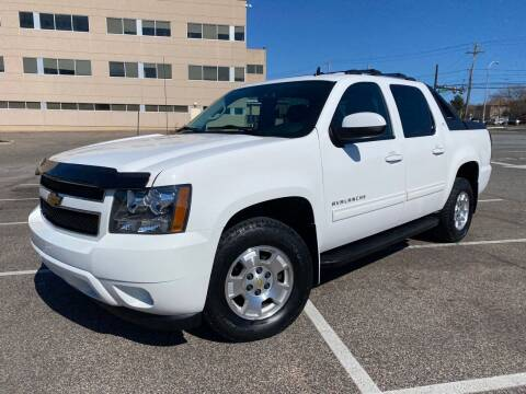 2011 Chevrolet Avalanche for sale at PA Auto World in Levittown PA