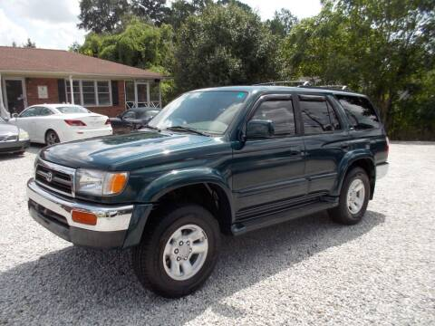 1997 Toyota 4Runner for sale at Carolina Auto Connection & Motorsports in Spartanburg SC