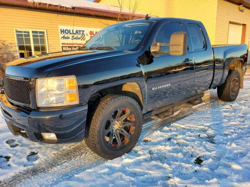 2011 Chevrolet Silverado 1500 for sale at Hollatz Auto Sales in Parkers Prairie MN