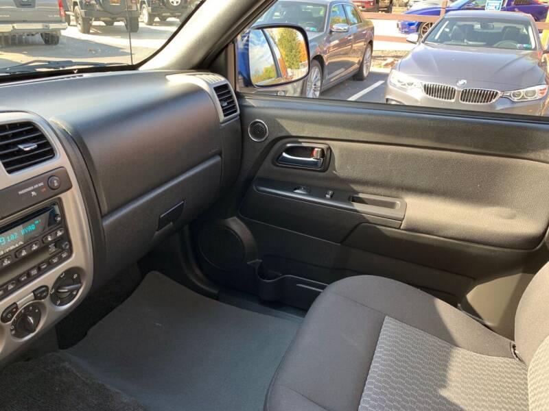 2012 Chevrolet Colorado 4x4 LT 4dr Extended Cab w/1LT - Uniontown PA