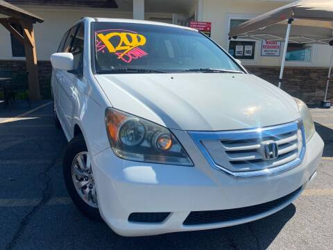 2010 Honda Odyssey for sale at Hola Auto Sales Doraville in Doraville GA