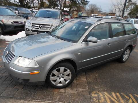2003 Volkswagen Passat for sale at Precision Auto Sales of New York in Farmingdale NY
